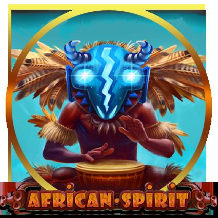 Seulement 20 centimes pour gagner sur African Spirit