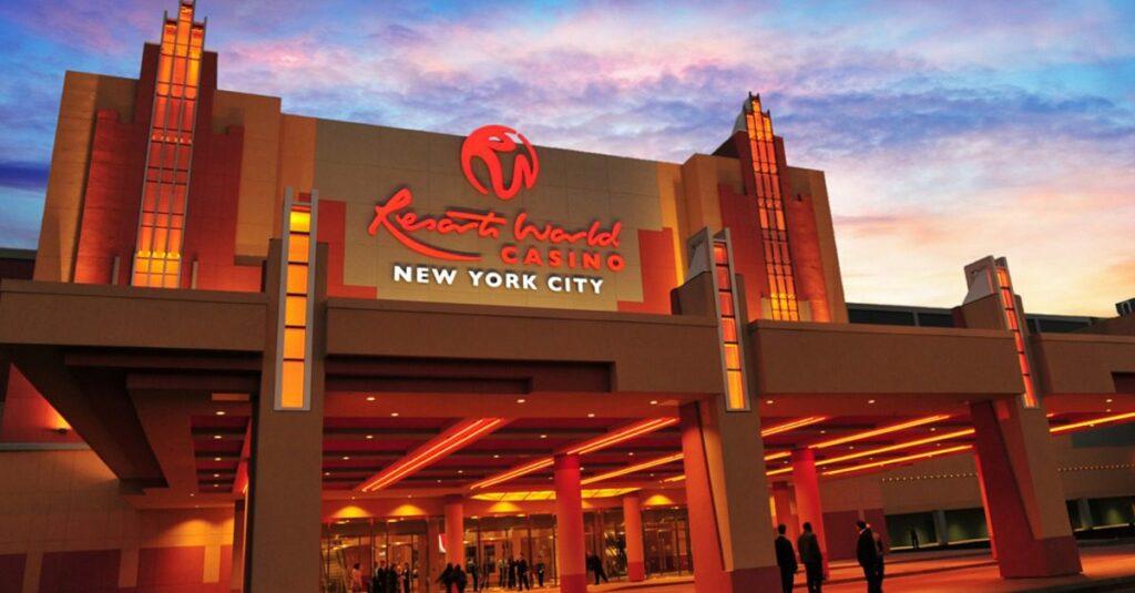 Casino à  New York