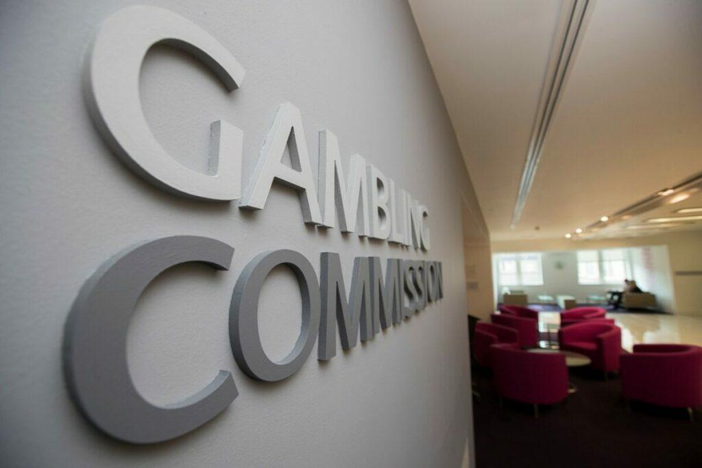 Gambling Commission Royaume-Uni