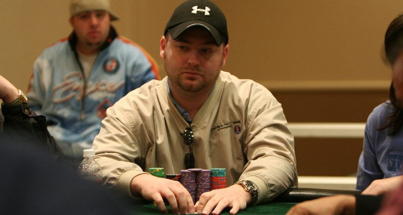 Mike Postle Texas Hold'Em