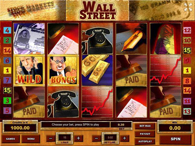Tom Horn Wall Street