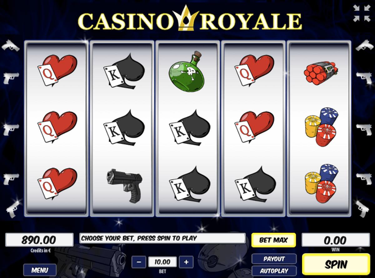 tom horn Casino Royale